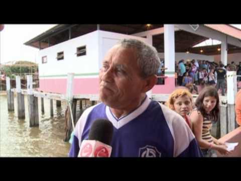 Atendimento médico do PROPAZ em São Sebastião da Boa Vista