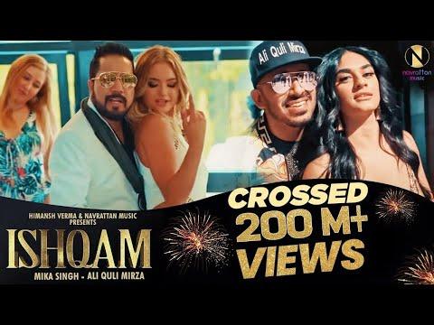 Ishqam | Official Video | Mika Singh Ft. Ali Quli Mirza | Latest Song 2020 | Navrattan Music