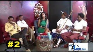 Lensa Show Interview With Hachalu, Abush, Jambo and Nigusu Part 2