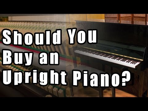 Should You Avoid Buying an Upright Piano?