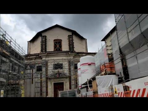 #EUroadtrip:22η ημέρα: Λ'Άκουιλα, δέκα χρόνια μετά τον σεισμό