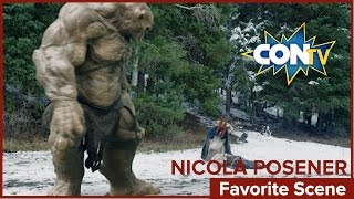 MYTHICA: Nicola Posener talks her favorite EPIC scene! Mythica: A Quest for Heroes now on CONtv!