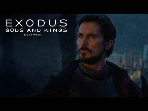 Exodus: Gods and Kings TV Spot 'Believe'