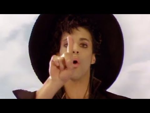 Prince - Mountains (Official Music Video) (видео)