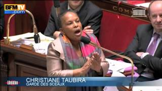 Video Christiane Taubira, a girl on fire MP3, 3GP, MP4, WEBM, AVI, FLV Oktober 2017