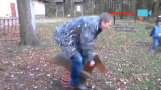 VIDEO DNE: Blázen na koni! Natočila ho Petra Trejbalová