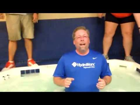 Carson-Newman Ice Buckett Challenges 8-16-14