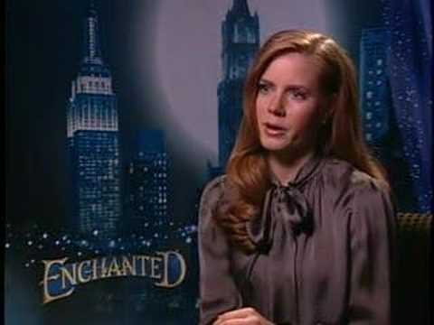 enchanted giselle and robert. AMY ADAMS, PRINCESS GISELLE