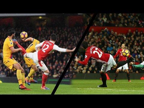 Top 5 Scorpion Kick Goals in Football