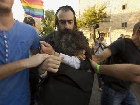 Izbodeni učesnici gej parade u Jerusalimu