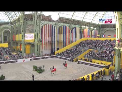 Marcus Ehning – Cornado – Grand Prix Hermès Paris 2014