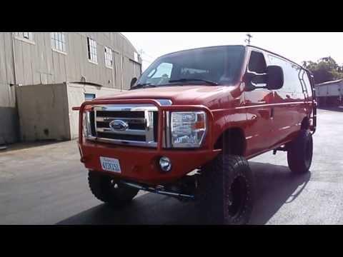 Ford Van 4x4 Diesel