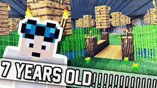 Video PLAYING THE OLDEST MINECRAFT MAP?! MP3, 3GP, MP4, WEBM, AVI, FLV Oktober 2017