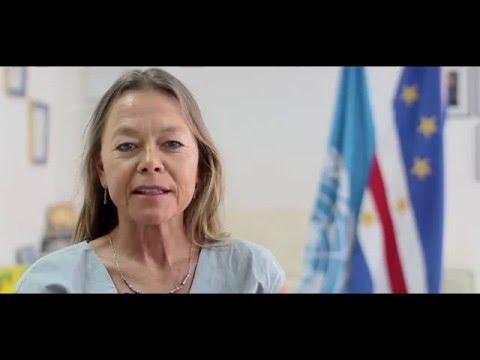 Ulrika Richardson -  Coordenadora Residente das Nações Unidas em Cabo Verde