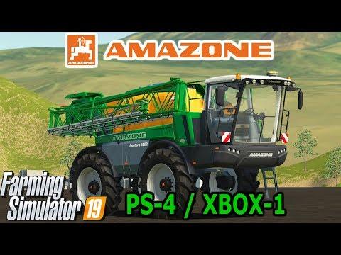 Amazone Pantera 4502+ v1.1