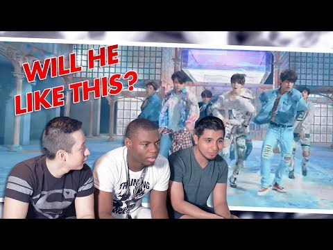 NON-KPOP FAN AND GUYS REACT TO BTS (방탄소년단) 'FAKE LOVE' Official MV (видео)