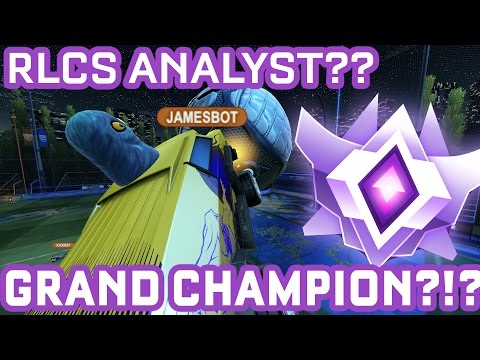 GRAND CHAMPION GRIND?!? HOW IS THIS TWITCH EMPLOYEE SO GOOD?