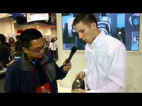 CES 2012 - In this episode, we interview Eric Palonen of Sennheiser about the HD 700.