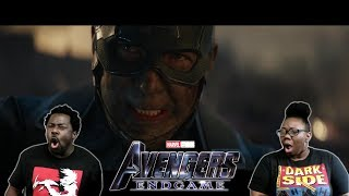 Marvel Studios' Avengers: Endgame - Official Trailer {REACTION!!}