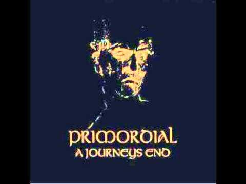 Tekst piosenki Primordial - Solitary Mourner po polsku