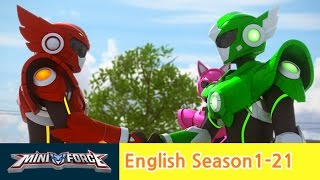 Video [English ver.dub ]MINIFORCE Season1 Ep21: Destined Rivals MP3, 3GP, MP4, WEBM, AVI, FLV September 2018