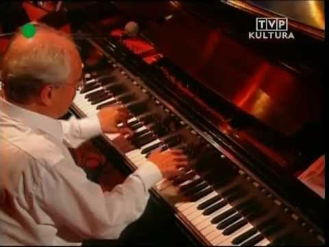 Les Parapluies de Cherbourg - http://www.youtube.com/watch?v=Fgc59-4bEEQ click left for new video. festival del jazz di Montreal - 2001 - Michel Legrand piano - drum RAY BRINKER - bass ER...