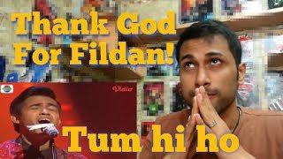 Download Video Fildan - Tum hi ho (Bau Bau) | Indian's Reaction MP3 3GP MP4