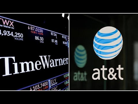 «Πράσινο φως» για τη συγχώνευση Time Warner και AT&T