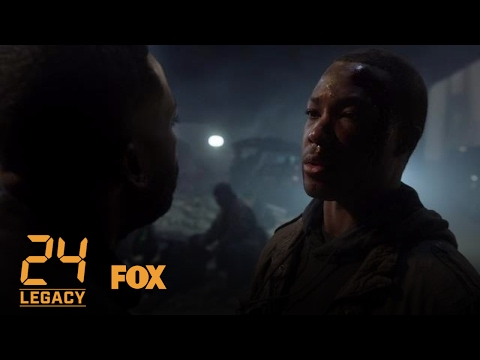 Carter Has Some Unfinished Business | Season 1 Ep. 9 | 24: LEGACY
