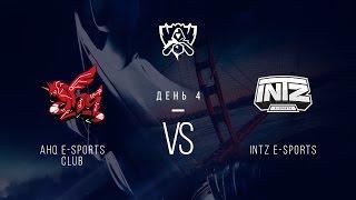 ahq vs INTZ, game 1