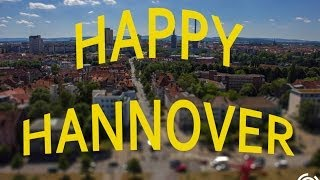Pharrell Williams - Happy [WE ARE FROM HANNOVER] #HAPPYDAY