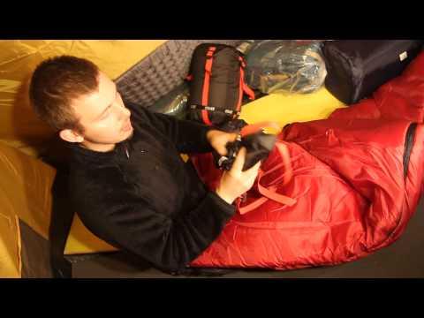 Спальный мешок одеяло Nova Tour «Валдай 450». Видеообзор.