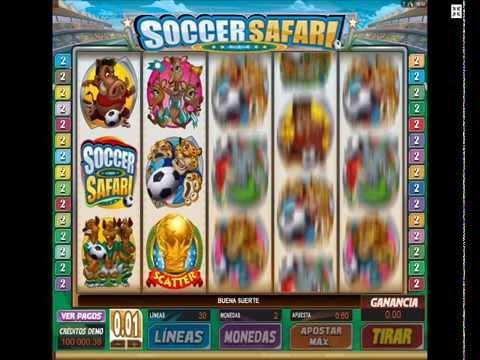 Cómo jugar a las slots y tragaperras en ebingo.es | Soccer Safari