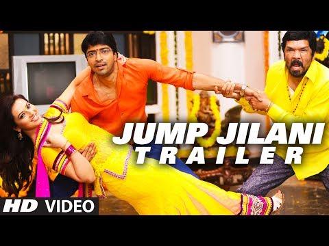 Jump Jilani Theatrical Trailer (Telugu Movie 2014) | Allari Naresh, Isha Chawla