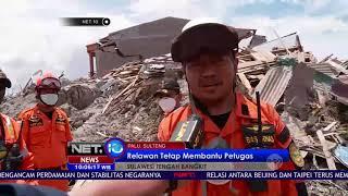 Video Live Report Hari Terakhir Proses Pencarian Korban Gempa dan TSunami Kota Palu   NET10 MP3, 3GP, MP4, WEBM, AVI, FLV Februari 2019