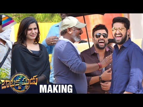 Balakrishnudu Movie Making | Nara Rohit | Regina | Samantha | Naga Shaurya