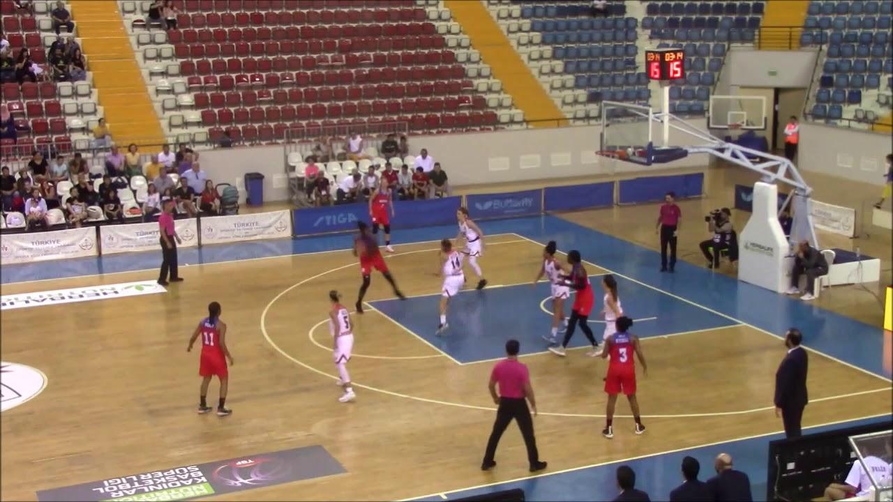 Çukurova Basketbol - BOTAŞ Spor Maç Özeti
