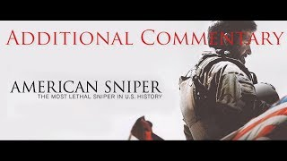 SECOND CHANNEL: https://www.youtube.com/channel/UCkQ54FS3T5QO2lYkt86klFwDANIEL K. MERWIN THESIS: https://kuscholarworks.ku.edu/handle/1808/22369Additional commentary for our American Sniper video essay. So again, this is a one time upload on our main channel, subscribe to our second channel if you want access to future additional commentaries (in which we will also continue to address comments from viewers).PATREON: https://www.patreon.com/Storytellers1PAYAPAL: https://www.paypal.me/storytellers1APOCALYPSE NOW VIDEO: https://www.youtube.com/watch?v=NiUyYXCGeI8&t=4s