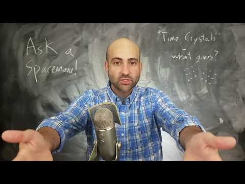 Time Crystals are not Interesting - Ask a Spaceman!