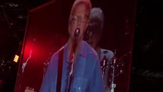 Eric Clapton - Last Live Performance - September 18, 2017 - The Forum
