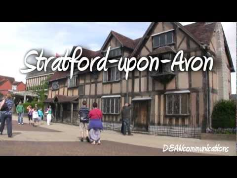 Stratford-upon-Avon - Land of Shakespeare
