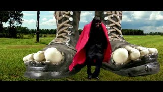 GET ON THE GOOD FOOT OFFICIAL MUSIC VIDEO - POKEY BEAR