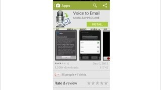 Voice Messenger Pro YouTube video