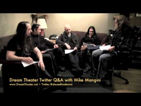 Dream Theater Twitter Q&A with Mike Mangini, Will Live At Luna Park feature all songs?