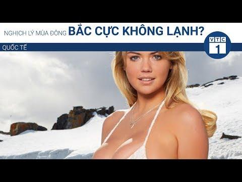 Nghịch lý mùa đông Bắc cực không lạnh? | VTC1 - Thời lượng: 43 giây.