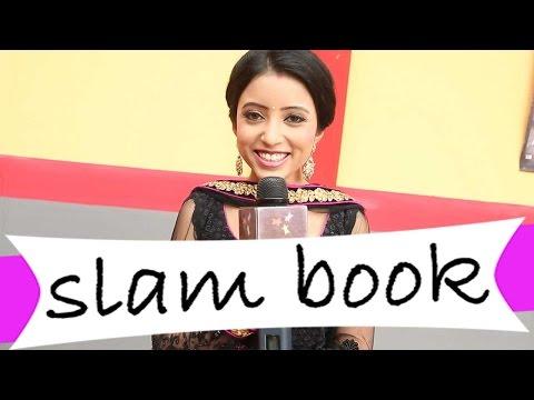 Debashree Biswas Slam Book