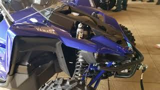 10. 2019 YAMAHA YXZ1000R - NEW LOOK - CHANGES!