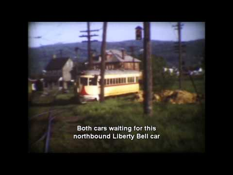 Lehigh Valley Transit Co — Latest Video — Shipping from Rockhill Trolley Museum