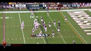 Nick Marshall vs Mississippi State (2014)