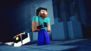 Minecraft Animation: Herobrine VS Bajan Canadian 2!